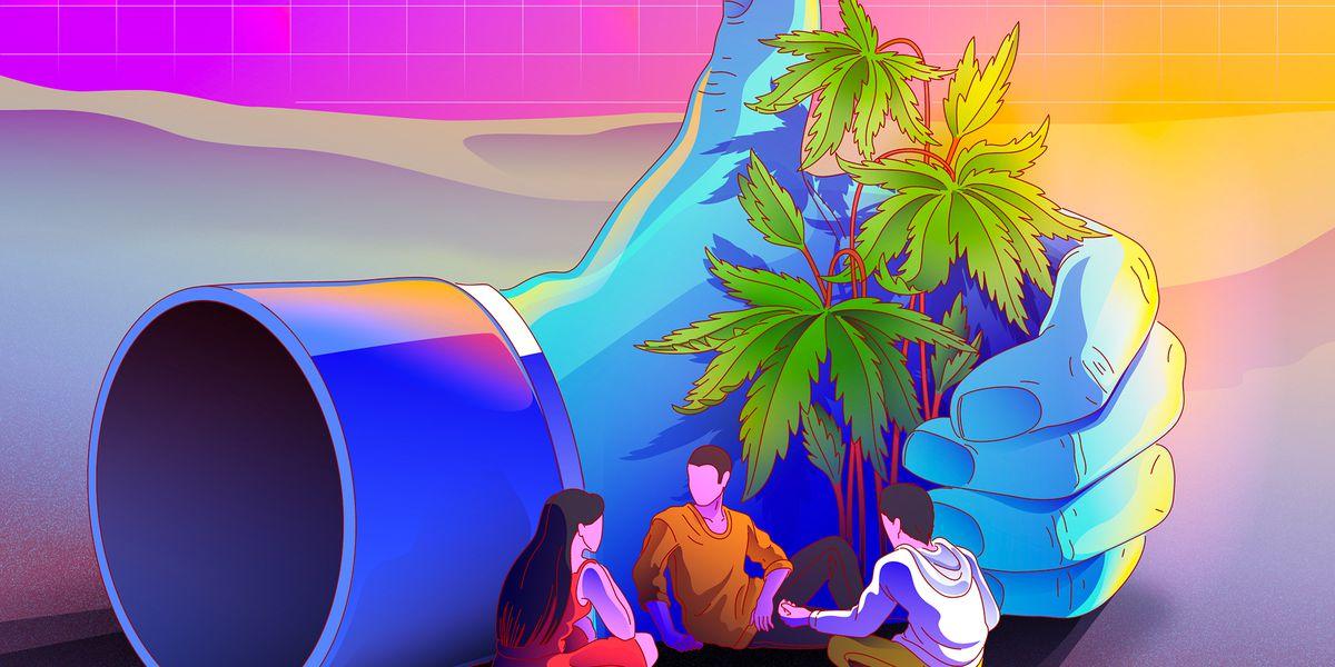 Sri Lanka's cannabis-seekers are gathering on Facebook