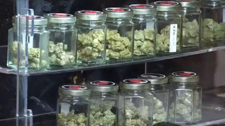 Demand reflected in marijuana delivery applications in Massachusetts