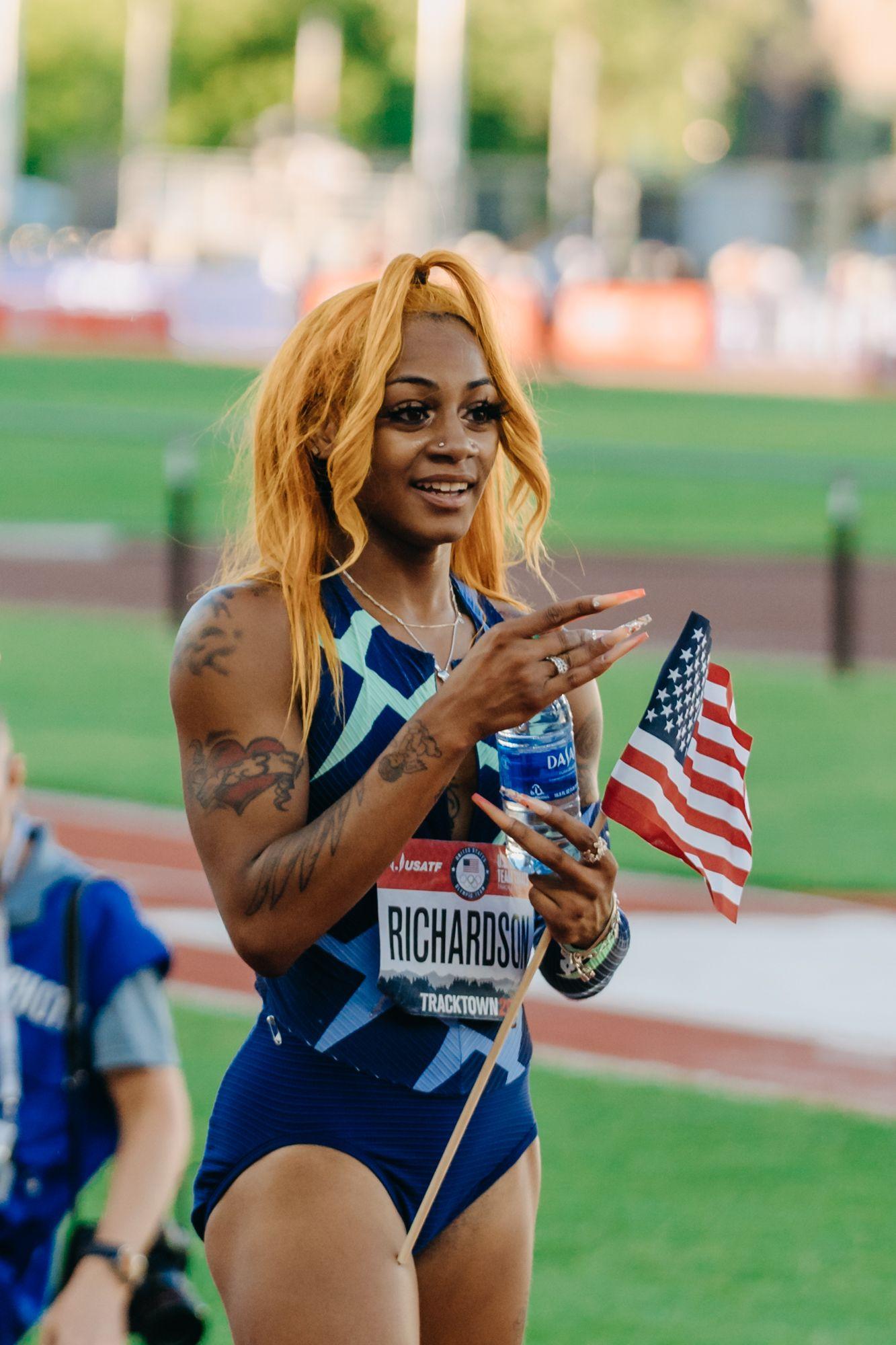 Sha'Carri Richardson | Olympic Suspension for Marijuana