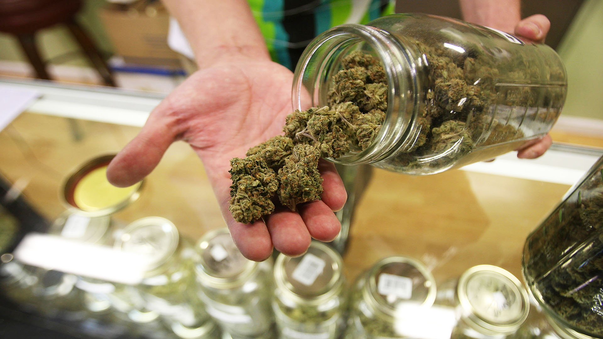 Eligible West Virginians can now apply for medical cannabis
