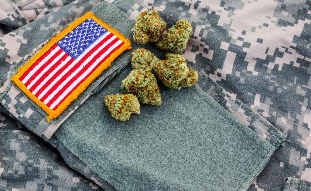 Veterans push Kansas to legalize medical marijuana