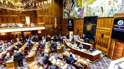 Indiana Marijuana Decriminalization Legislation