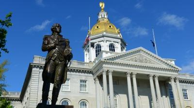 New Hampshire Marijuana Legalization Legislation
