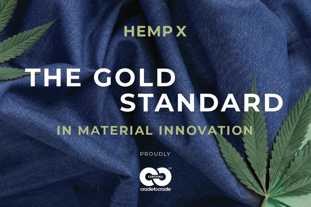 AGI Denim's First Cradle to Cradle Fabric Plants Seeds for Hemp Growth