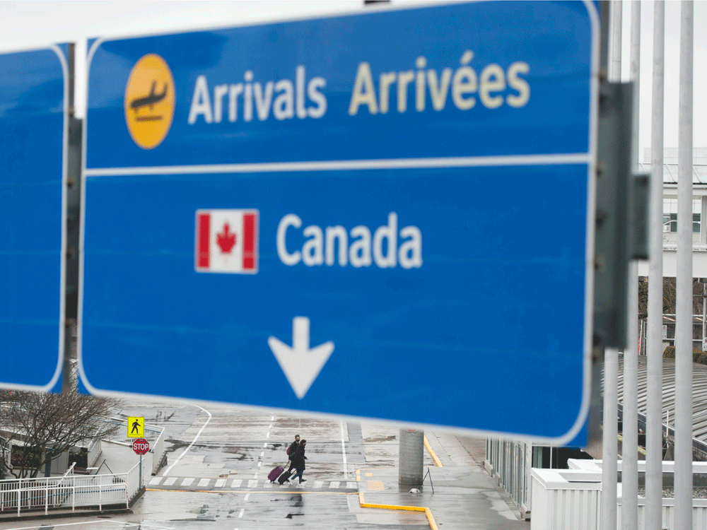 Cannabis CEO sues federal government over decision to 'incarcerate' travellers in quarantine hotels