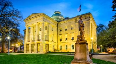 North Carolina Marijuana Decriminalization Legislation