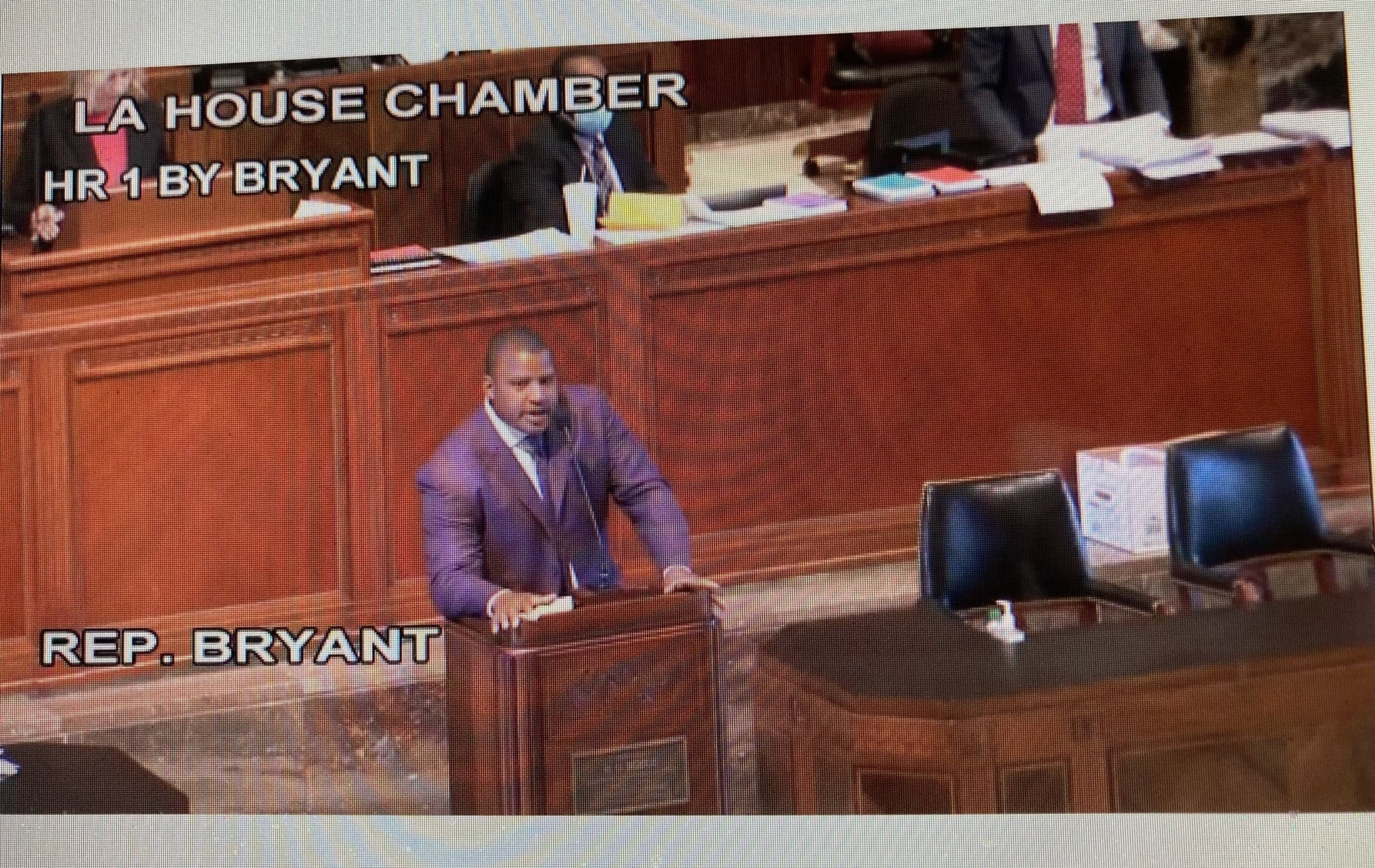 House passes Bryant's resolution to 'study' legal marijuana