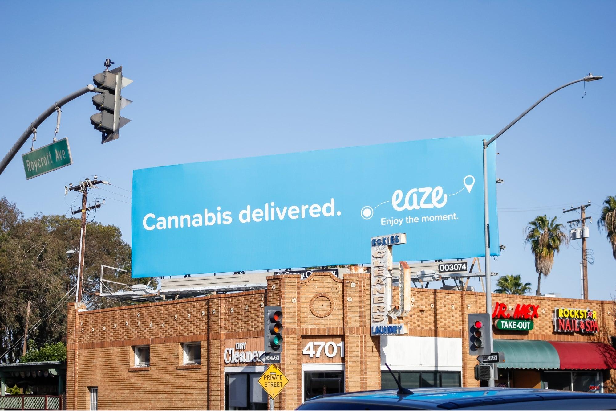 Cannabis Billboards Face a Ban in Michigan