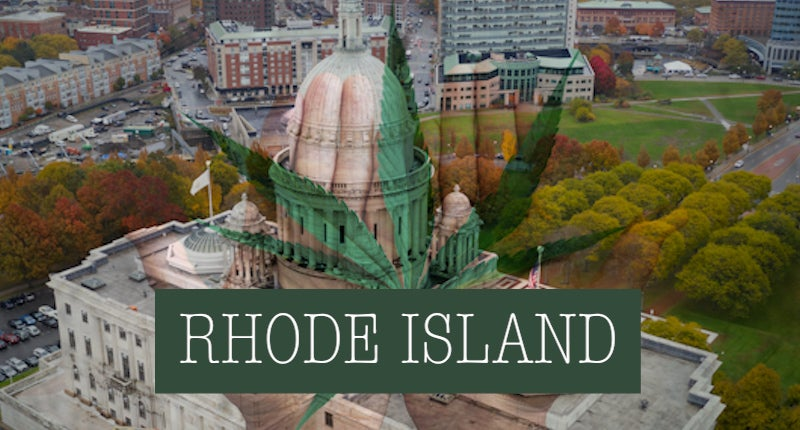 Cannabis Legislation Has Been Approved By The Rhode Island Senate