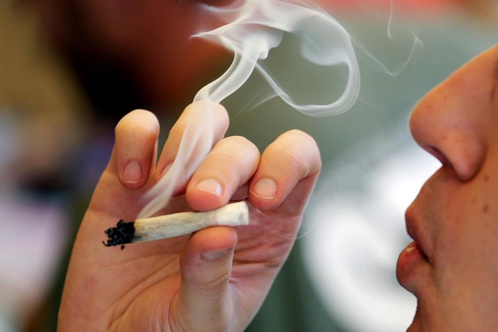 Quebecers are smoking more cannabis during lockdown, study finds